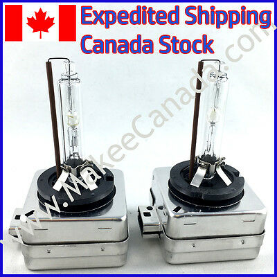 2X D3S 6000K HID Xenon Headlight Light Bulbs OEM Direct Replacement 35W