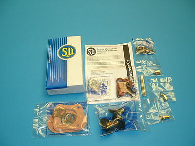 Jaguar E Type Triple SU Carb Service Kit