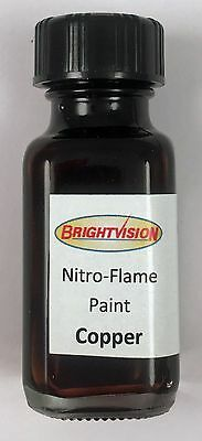 Brightvision COPPER Nitro-Flame Redline Restoration and Custom Paint - COPPER