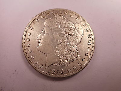 1895 S Morgan Silver Dollar - Key Date Collector Coin for Series - # 131480
