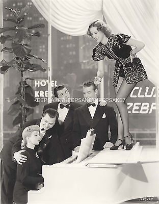 EP-925 8X10 PUBLICITY PHOTO ELEANOR POWELL ACTRESS AND DANCER