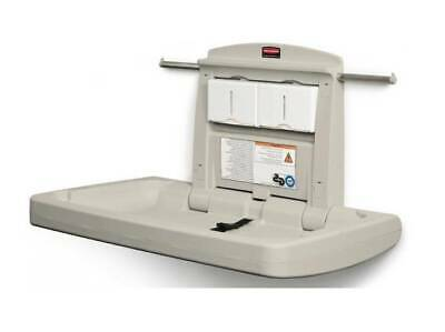 7818-88 Rubbermaid Platinum Baby Change Station Easy to Clean Ergonomic Design