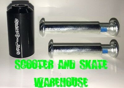 Derailed Scooter Peg Fits Mgp Sacrifice Envy Grit Scooters - Free Delivery