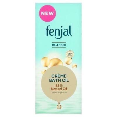 Fenjal Creme Bath Oil 200ml - 2 Pack