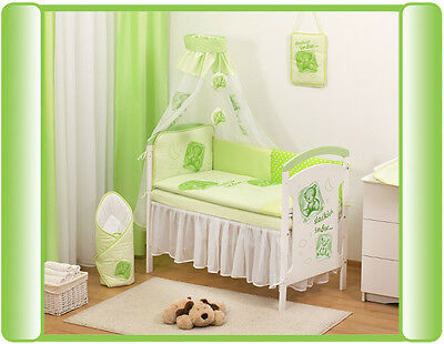 18-cz Children's bedding Cotton 100% With The Application 120x90 Mosquito