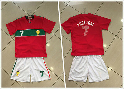MAILLOT foot portugal enfant neuf 2017