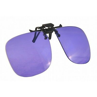 Glassblowing Safety Glasses Sodium Flare Protection Clip-On PCO