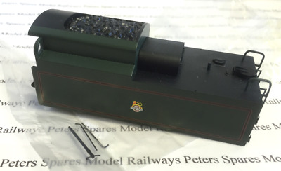 Hornby X8930 Merchant Navy Long Wheel Base Tender Body BR Green Early Crest OO