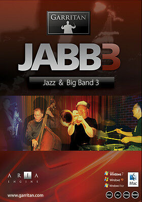 Garritan Jazz And Big Band 3 - Music Software - Download Delivery  New - Win/mac