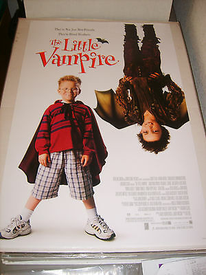 THE LITTLE VAMPIRE 2000 US AUTHENTIC ORIGINAL 27x40 DS MOVIE POSTER