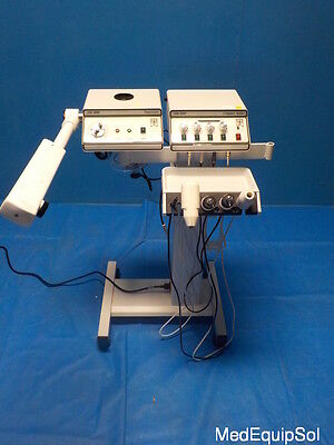 AM-2000 Compact Series Vaporizer Dental Station