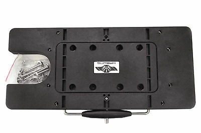 Quick Release Bracket for bow trolling motor  Haswing Cayman 55 lbs 80 lbs