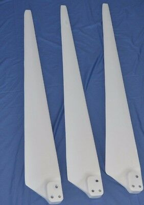 3 Wind Generator Blades 9.2/' Commercial Grade Blades Only