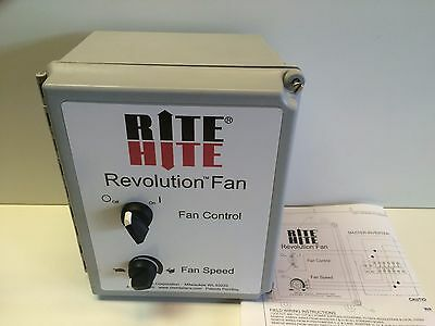 New Old Stock! Rite Hite Revolution Fan Speed Control Box