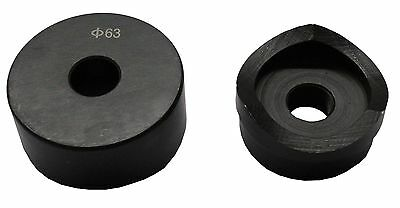 "Hole Punch Knockout Die 63 mm - 2-1/2"" C-SET-63"