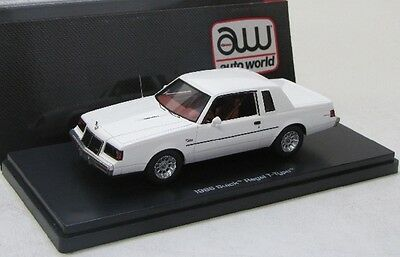 Buick Regal T-Type ( 1986 ) weiss / 1:43 Auto World