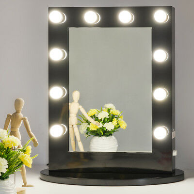 Hollywood makeup mirror with lights Aluminum Vanity Make up lighted Mirror