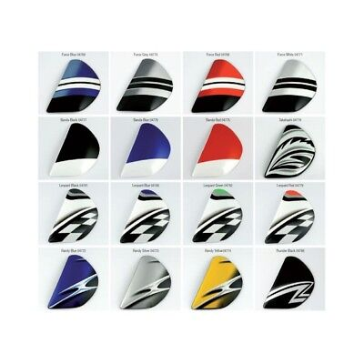 Arai Viper GT visor cover holder sets