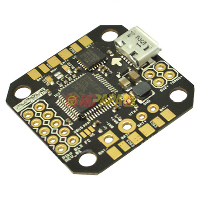 Furious PIKO BLX Micro Flight Controller FC F3 Chip Built-in PDB CleanFlight FPV