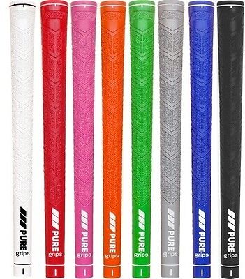 Pure Grip DTX Golf All Weather Rubber Grip Golf Grips 2016