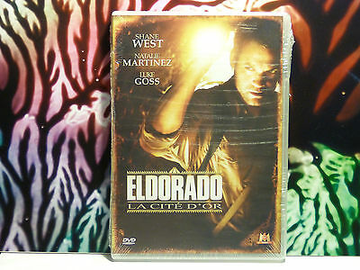 DVD neuf sous blister : ELDORADO LA CITE D'OR - Film d'action de d'aventure
