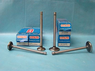 Continental F135 F163 F227 F245 Intake & Exhaust Valve Set 12 Industrial Tractor
