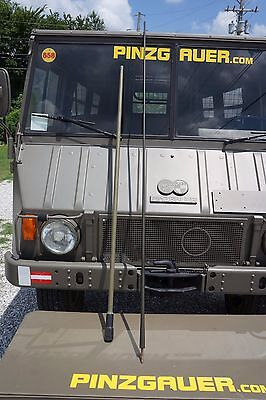 Antenna Mast AT-1095 and  AS-1730 Swiss US Army  Pinzgauer Unimog Jeep Humvee