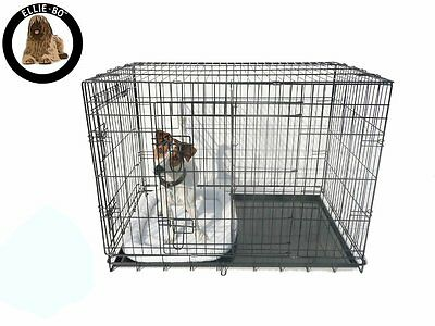 Ellie-Bo Divider Only for Dog Crate Cage, X-Large, 42-Inch, Gold DIVIDER ONLY!