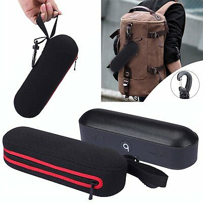 Soft Travel Carry Bag Sleeve Case Cover For Beats Pill+ Plus Bluetooth Speaker