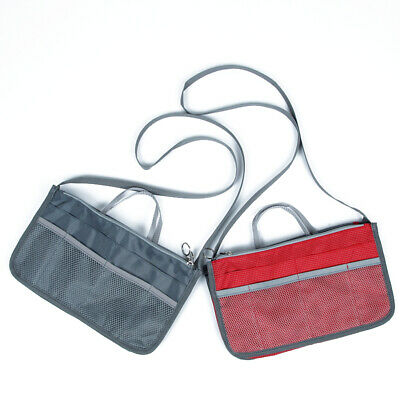 Brand New Handbag Insert Bag Organiser Bag in Bag Travel Pouch 7 Colors