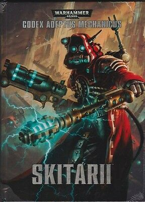 Adeptus Mechanicus Skitarii Codex (Deutsch) Games Workshop Warhammer 40.000 40k