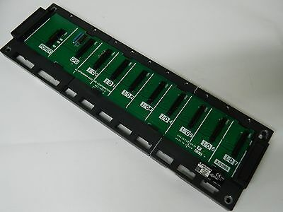 Mitsubishi A1S38B Base Unit / Rack CPU, Power, 8 I/O Slots