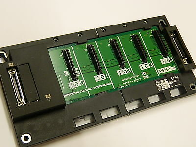 Mitsubishi A1S55B-S1 Extension Unit / Rack, 5 I/O Slots