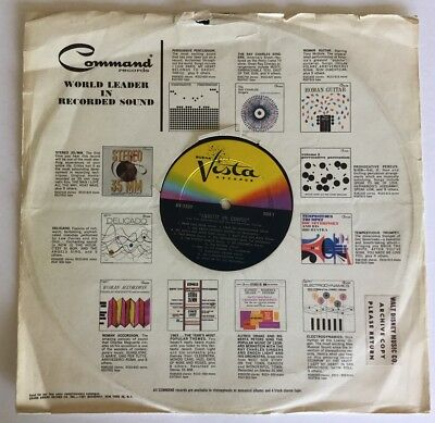 """Disney Record """"Annette On Campus"""" -BV-3320- Very Good (VG)"""