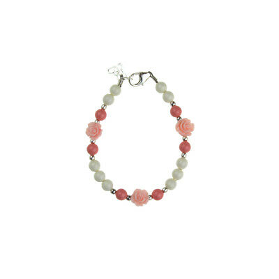 Scattered Flowers Pearl Bracelet