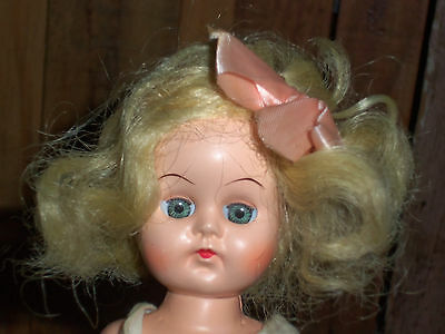 "Vintage 1950's Stashing Andrea, 8"" Doll"