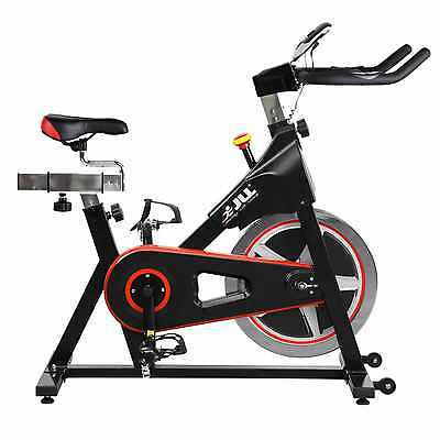 Exercise Bike Fitness Cardio Training Heavy Duty Gym Home Cycle 15 kg Pro Wheel