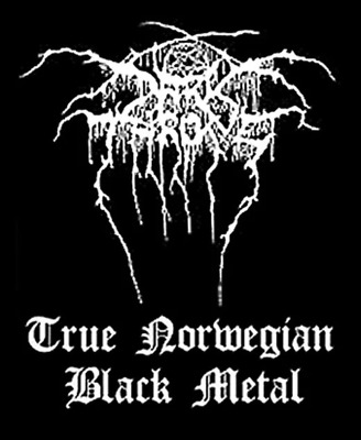 Darkthrone - True Norwegian Black Metal Patch