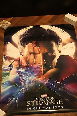 DOCTOR STRANGE POSTER 27x40 DS ORIGINAL