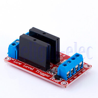 5V 2 Channel SSR G3MB-202P Solid State Relay Module For Arduino ARM DSP PIC DE