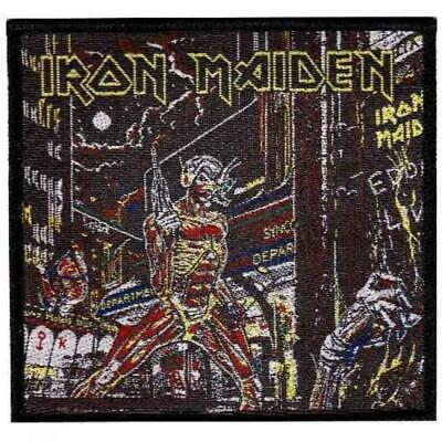 Iron Maiden - Somewhere In Time Sew-On Patch