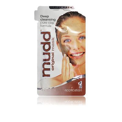 Mudd Original Mask Deep Cleansing Pure Clay Formula 1 Application - 15 Pack