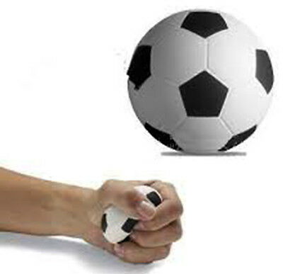 Football Shaped Anti-Stress Reliever, Stressball, Physio, Sports, Arthritis
