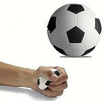 Football Shaped Anti-Stress Reliever, Stressball, Physio, Sports, Arthritis,adhd