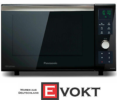 Panasonic NNDF383B Microwave Oven Inverter Technology & Grill Black Genuine NEW