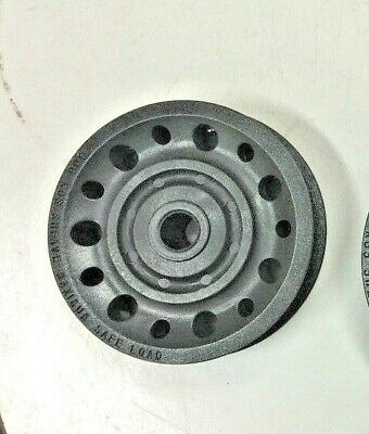 LEWMAR Replacement Sheaves for Synchro Blocks 3 Sizes -- 50mm  60mm,& 90mm