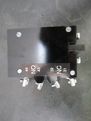 New Allen Bradley 100-Eb11Dc Auxiliary Contact