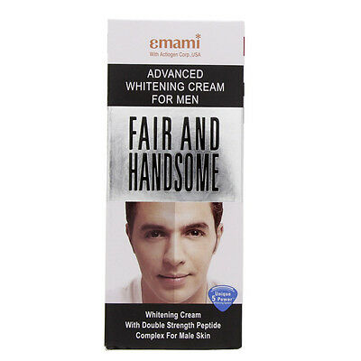 Emami Fair And Handsome Advanced Whitening Men's Cream | For Male Skin | - 25ml