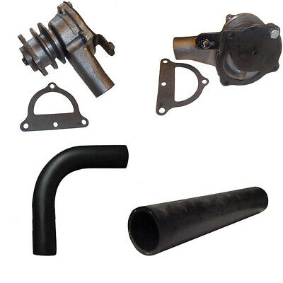 CDPN8501A Water Pump Kit With Rad Hoses Fits Ford 9N 8N 2N Front Mnt Distributor