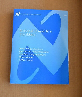 National Semiconductor Data Book - Power ICs Databook